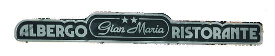 Albergo Ristorante Gian Maria logo
