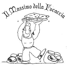 Il Massimo della Focaccia logo